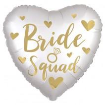 בלון מיילר לב Bride Squad