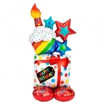 בלון איירלונז ענק יום הולדת