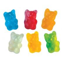 """סוכריות גומי דובונים צבעוניים - 1 ק""""ג"""