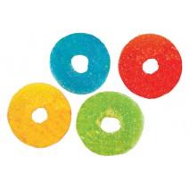 טבעות גומי מסוכרות - 500 ג'