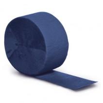 גליל קרפ כחול נייבי