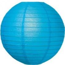 """אהיל נייר 40 ס""""מ - כחול"""