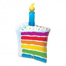 בלון מיילר פרוסת עוגה