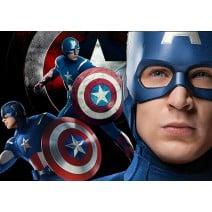 תמונה אכילה קפטן אמריקה