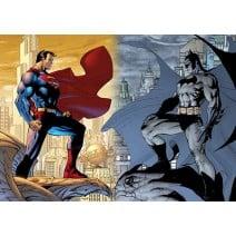 תמונה אכילה סופרמן ובטמן 1