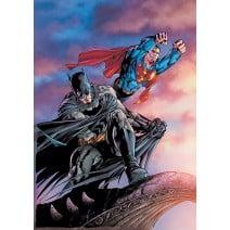 תמונה אכילה סופרמן ובטמן 4