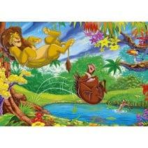 תמונה אכילה מלך האריות 6