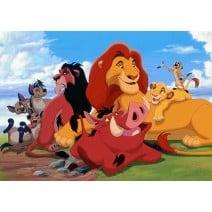תמונה אכילה מלך האריות 8