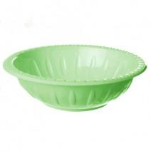 קערות פלסטיק - ירוק