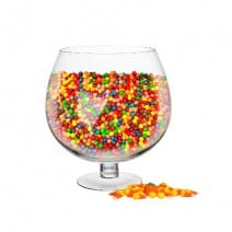 גביע קוניאק בינוני לממתקים