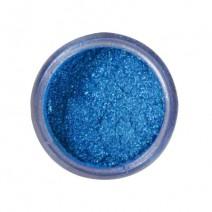 אבקת איבוק נוצצת - כחול