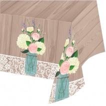 מפת שולחן Rustic Wedding