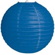 """אהיל נייר 40 ס""""מ - כחול כהה"""