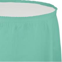 חצאית שולחן - מנטה