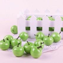 מיני תפוחים ירוקים לקישוט