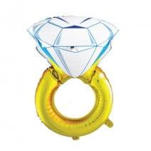 בלון מיילר טבעת יהלום