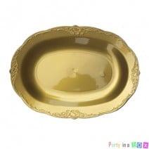מגשים וינטאג' זהב