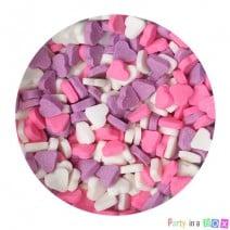 סוכריות מיקס לבבות