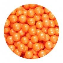 חרוזי סוכריות סודה - כתום