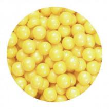 חרוזי סוכריות סודה - צהוב