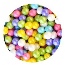 חרוזי סוכריות סודה - צבעוני