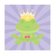 מפיות קטנות נסיך צפרדע