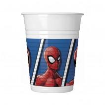 כוסות ספיידרמן המופלא