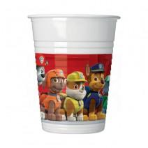 כוסות פלסטיק מפרץ ההרפתקאות