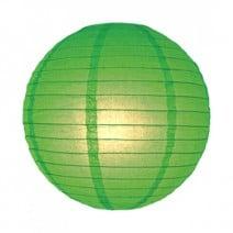 """אהיל נייר 30 ס""""מ - ירוק רענן"""