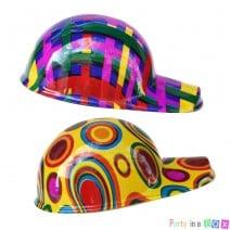כובעי מצחייה צבעוניים