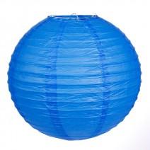 """אהיל נייר 30 ס""""מ - כחול"""