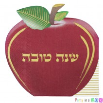 מפיות תפוח אדום זהב