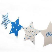 שרשרת כוכבים Celebrate כחול