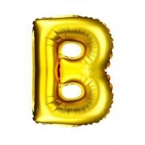 בלון מיילר זהוב לניפוח עצמי - B