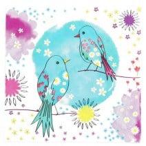 מפיות גדולות Birds Talk