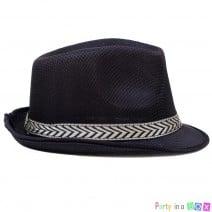 כובע ג'נטלמן שחור
