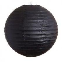 """אהיל נייר 30 ס""""מ - שחור"""