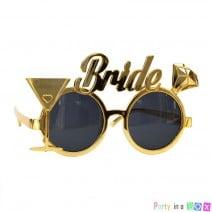 משקפי שמש Bride זהב