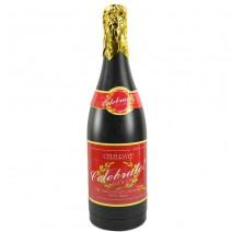 תותח קונפטי בקבוק שמפניה גדול