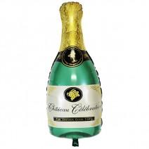 בלון מיילר בקבוק שמפניה
