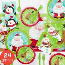 חבילה דלוקס סנטה וחברים