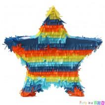 פיניאטה כוכב צבעוני