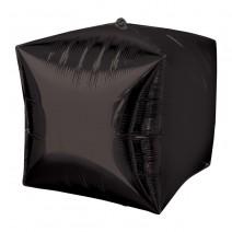 בלון תלת מימד קובייה - שחור