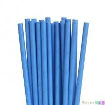 קשיות נייר חלקות - כחול