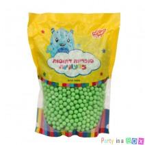 סוכריות קשות כדורים ירוקים