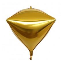 בלון מיילר יהלום זהב