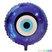 בלון מיילר עגול עין כחולה
