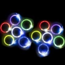 צמידי אור בועות צבעוניים