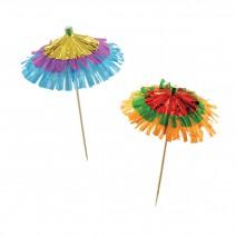 מטריות קוקטייל פרנזים