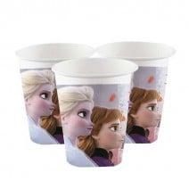 כוסות נייר פרוזן